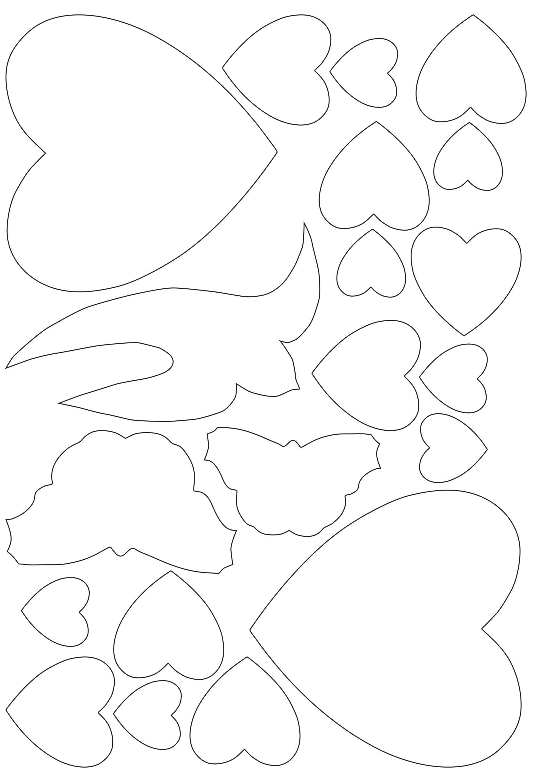 Buttonbag shapes